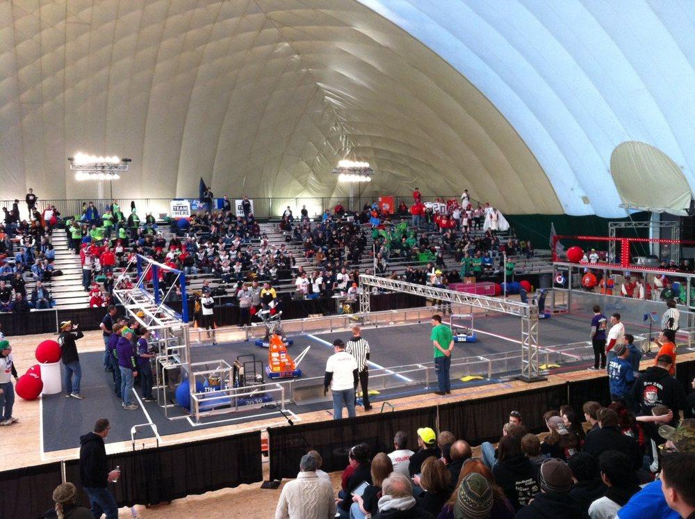 Avanti's Dome: 3401 Griffin Ave, Pekin, IL