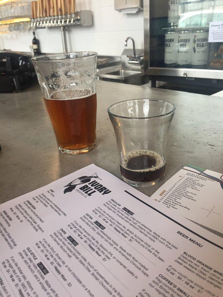 Ivory Bill Brewing: 516 E Main St, Siloam Springs, AR