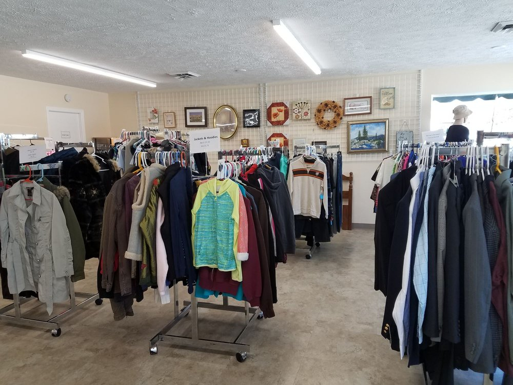 Classic Reruns Thrift Store: 620 Indianapolis Ave, Lebanon, IN