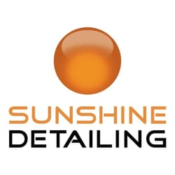 Sunshine Detailing - Miami Beach, FL, United States. new company logo
