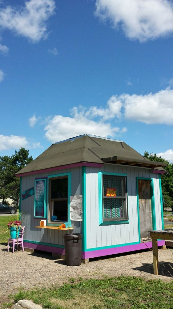 Addison's Shaved Ice: 2ND St N, Pine River, MN