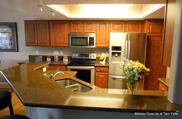 kitchen tune-up of twin falls - kitchen & bath - 582 monte vista