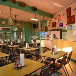 Photo Of Shrimp N Stuff Galveston Tx United States Indoor Area