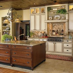 Photo Of High End Remodeling Houston Tx United States Kitchen Cabinet