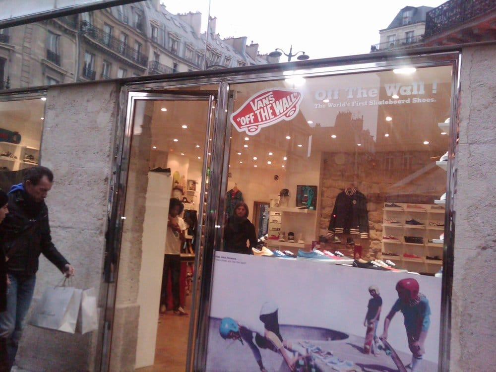 Clery brice magasins de chaussures 11 rue pierre lescot ch telet les halles paris num ro - Magasin chatelet les halles ...