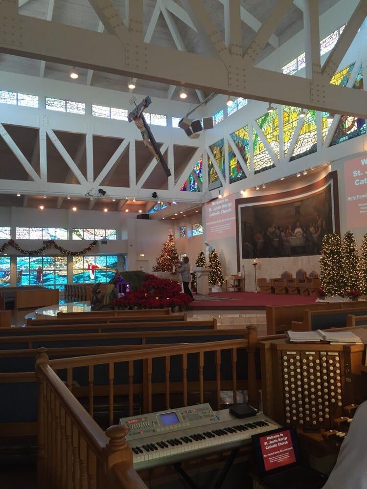 Sanctuary During Christmas Yelp