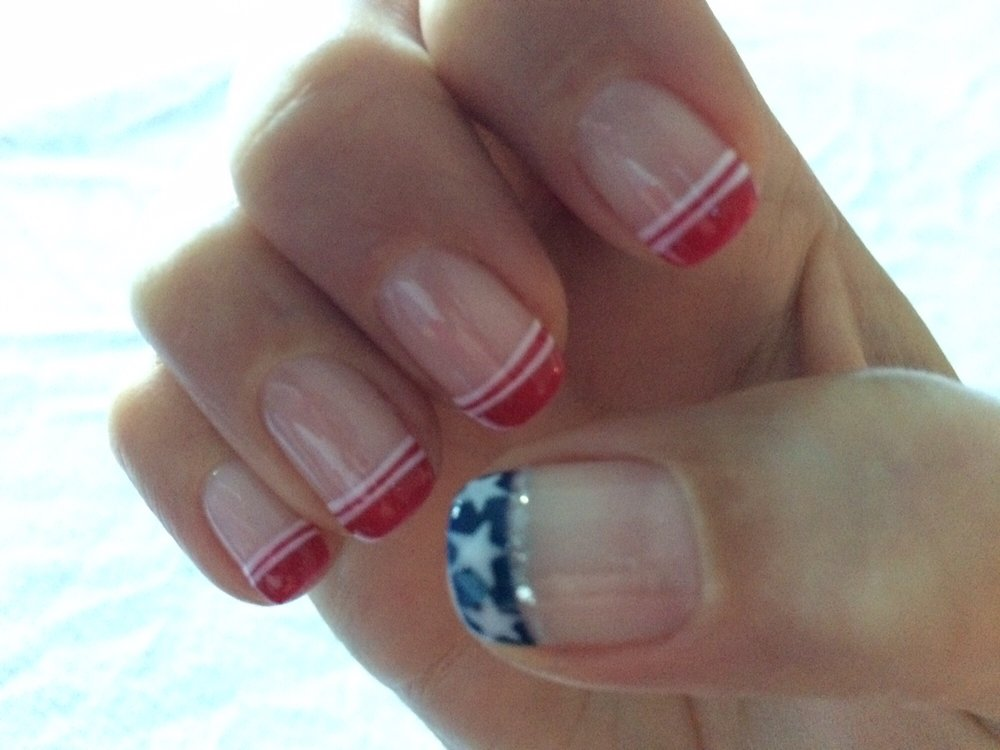 Oh yeah... time to get patriotic at Happy Feet! - Yelp