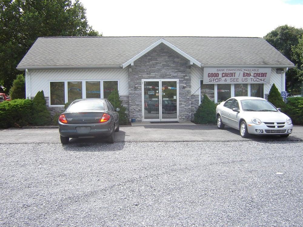 Walt's Auto Center: 4275 Lehigh Dr Rte 248, Cherryville, PA