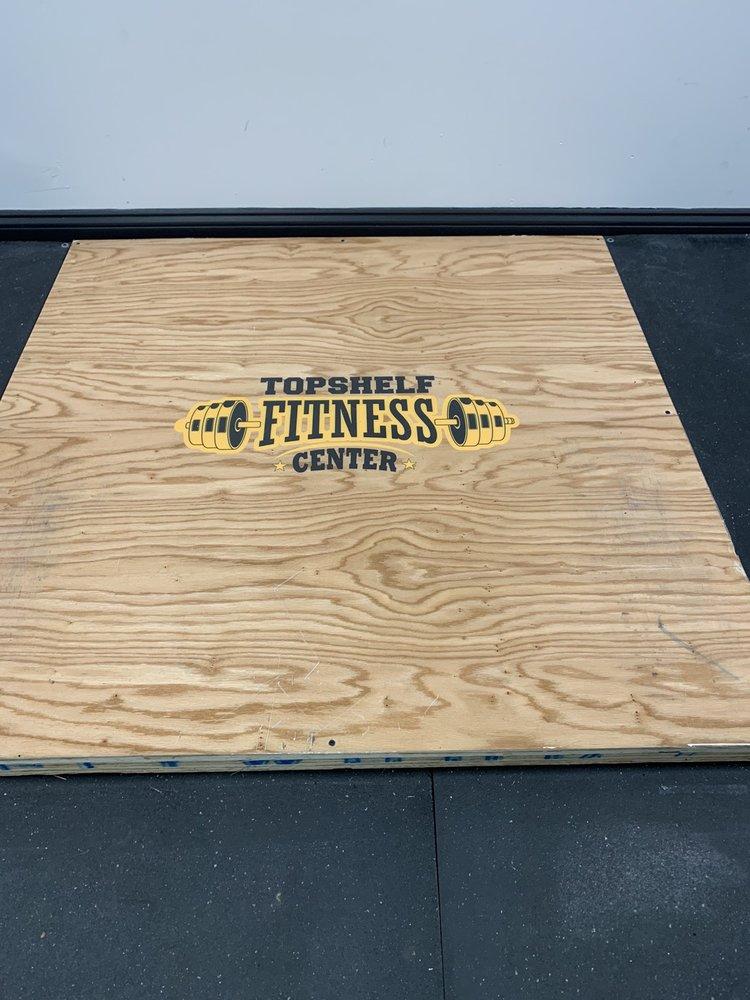 Topshelf Fitness Center Rockaway