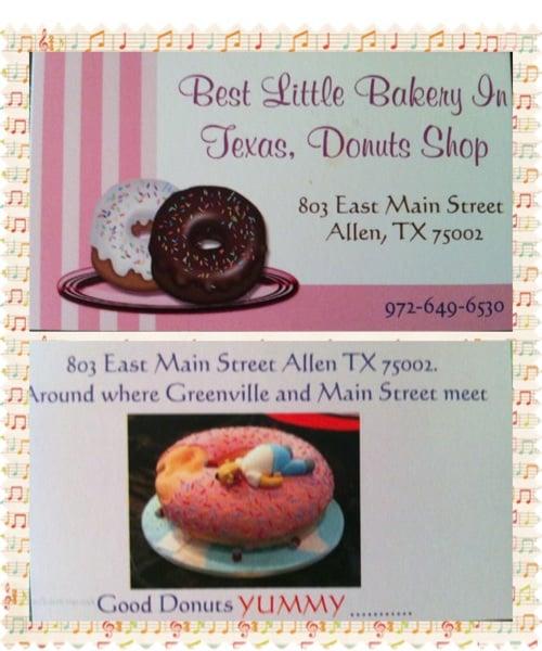 Sunshine Cupcake Bakery, Allen - Restaurant Reviews ...