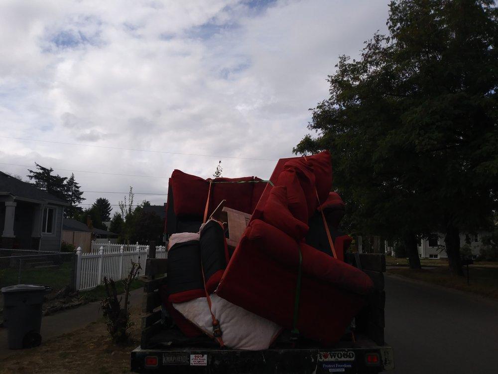 Jim's Junk Removal: Longview, WA