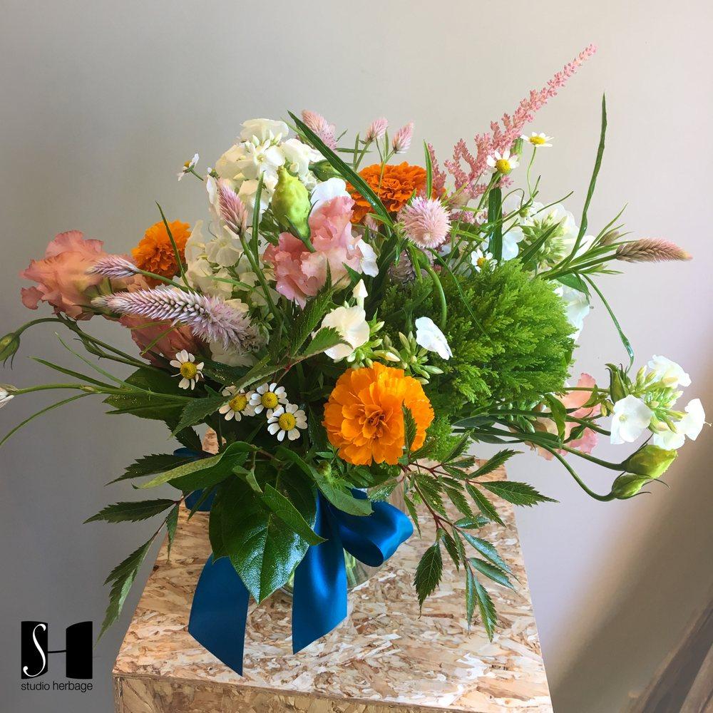 Studio Herbage Florist: 16 N Perry St, Johnstown, NY
