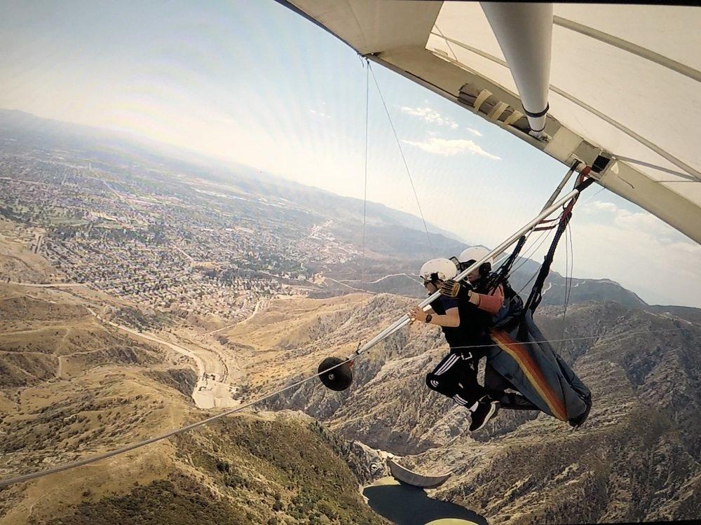 Windsports Hang Gliding: 12623 Gridley St, Sylmar, CA