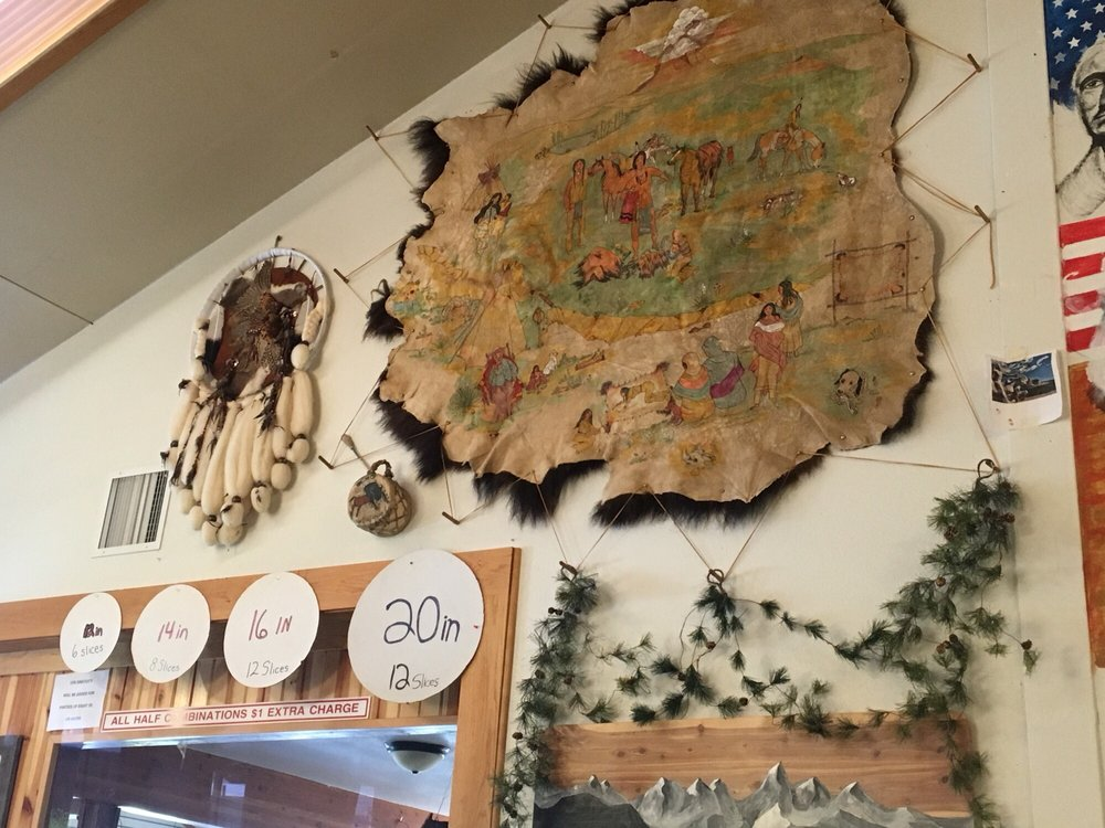 Big Time Pizza and Coffee Hub: 310 S Chicago St, Hot Springs, SD