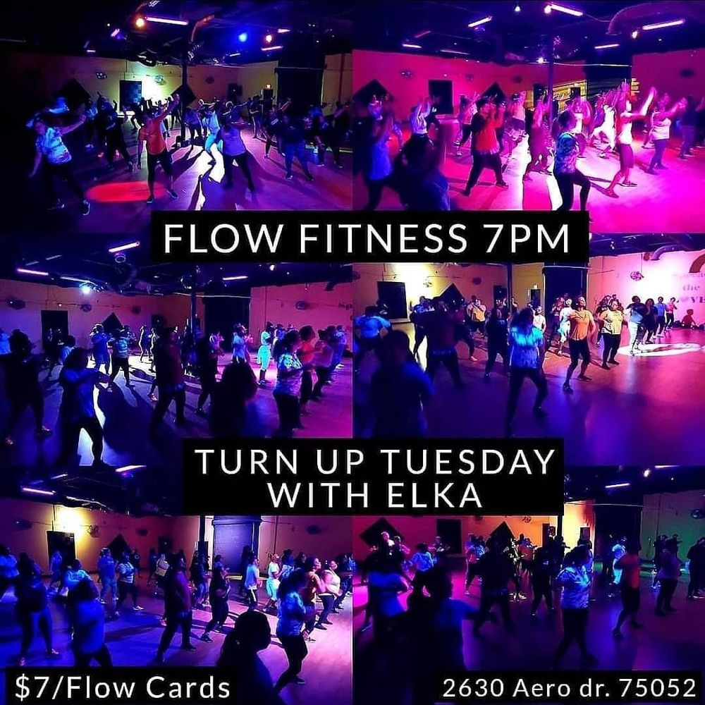 Flow Fit: 2630 Aero Dr, Grand Prairie, TX