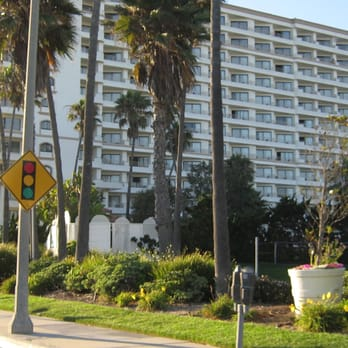 Huntington Beach Strand Parking Hotel