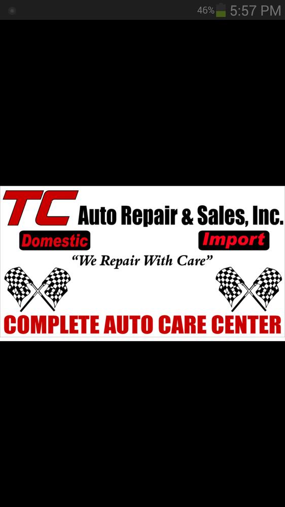 TC Auto Repair & Sales: 190 North Ave, Abington, MA