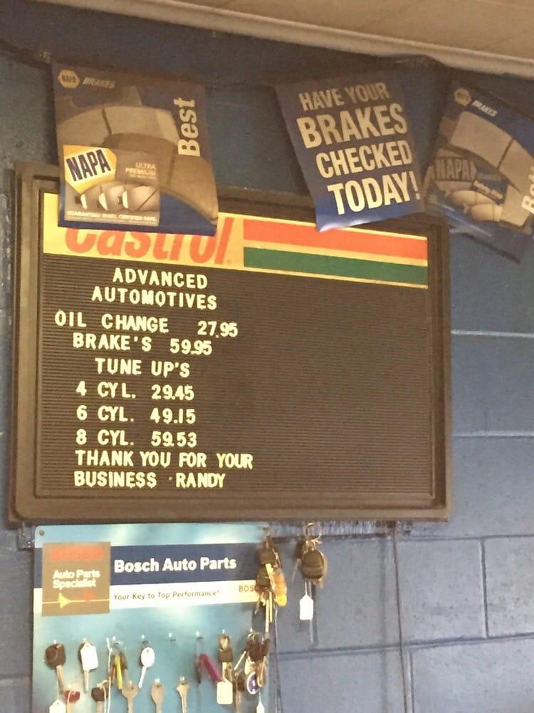 Advanced Automotives: 902 Woodlawn Ave, Cambridge, OH