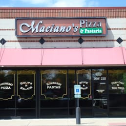 Pizza Restaurants In Winfield Il