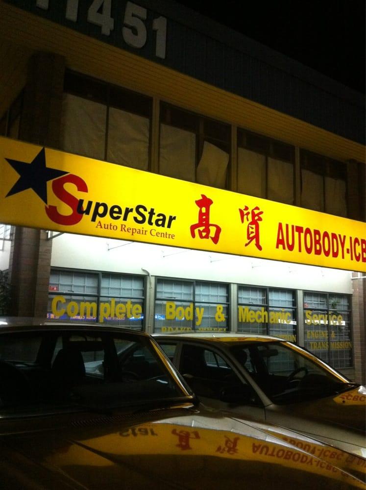 Auto Body Repair Shops Near Me >> Superstar Auto Repair Centre - Auto Repair - 11451 ...