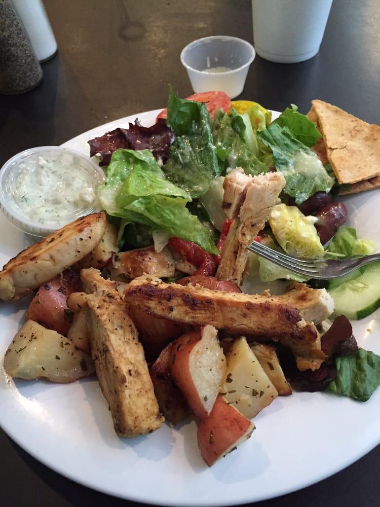 Taziki S Mediterranean Cafe Mobile Al