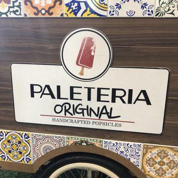 Paleteria Original 29 Photos Ice Cream Frozen Yogurt 426 W