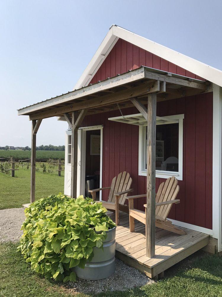 The Homestead Berry Farm: 5427 W Enon Rd, Fairborn, OH