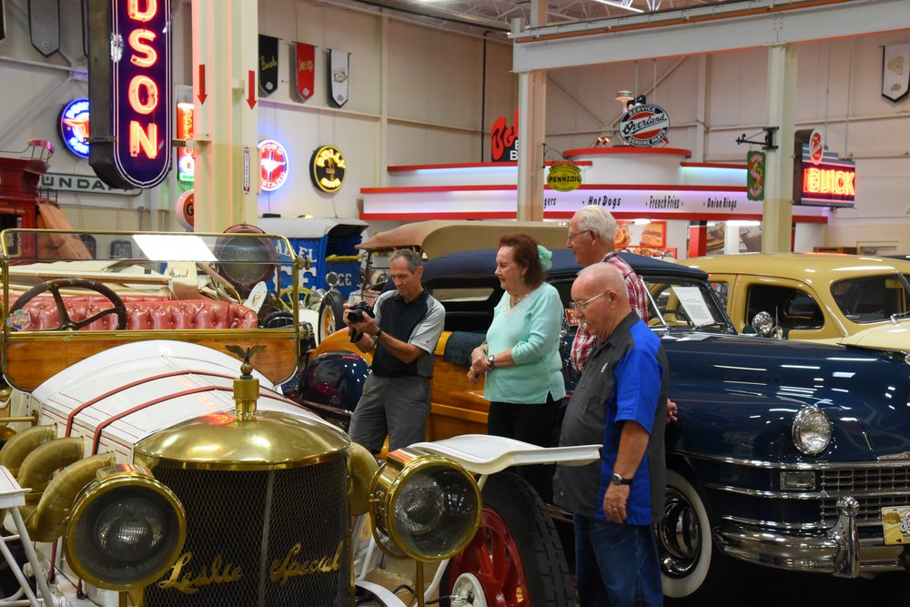 Stahl's Automotive Museum: 56516 N Bay Dr, New Baltimore, MI