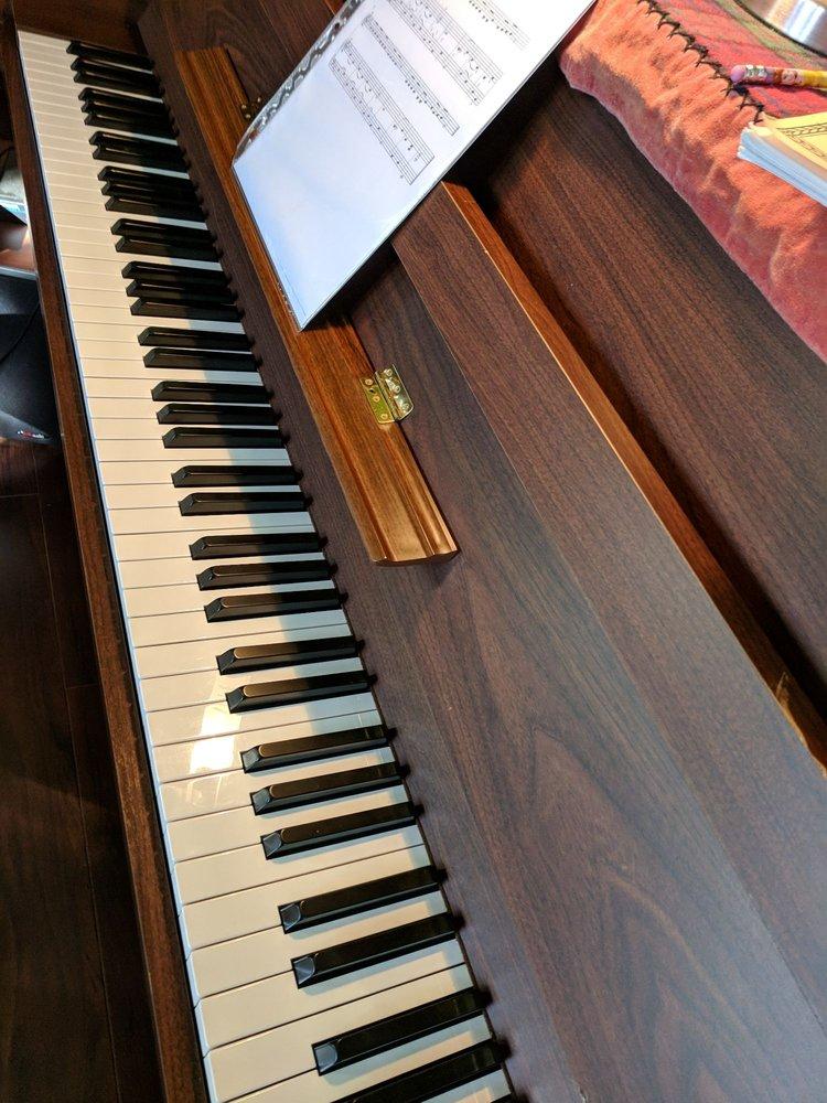 Tyler's Piano Service: Los Gatos, CA