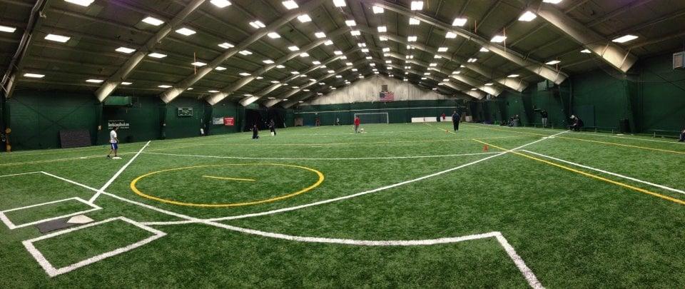 Indoor Football Field Long Island