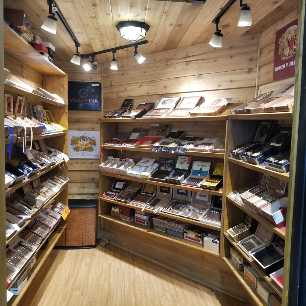 Alphabet Cigars & Tobacco: 1910 Wells Rd, Orange Park, FL