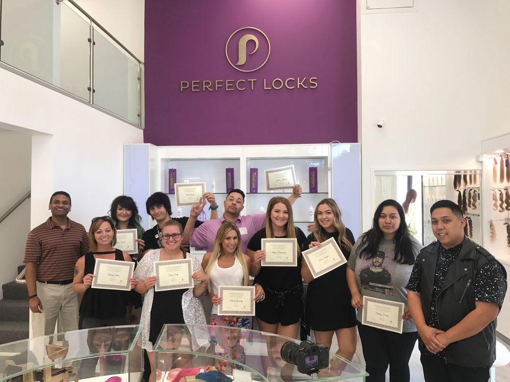 Hair Extension Certification Class Graduation Yelp