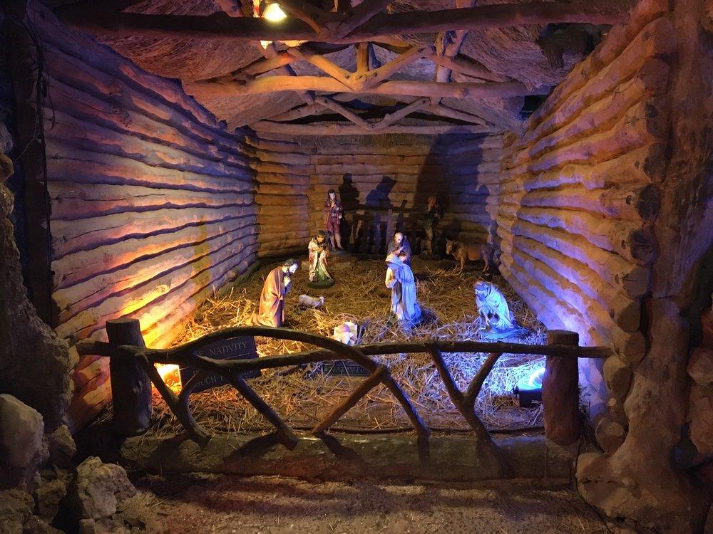 Crystal Shrine Grotto: 5668 Poplar Ave, Memphis, TN