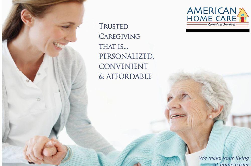 American Home Care: 1104 Corporate Way, Sacramento, CA