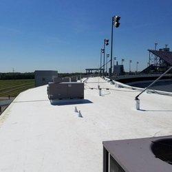 Photo Of Standard Roofing Company   Richmond, VA, United States. Richmond  International Raceway ...