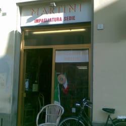 Impagliatura Sedie Firenze.Martini Impagliatura Sedie Via Santa Verdiana 4 R Santa