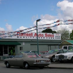Ramsell auto sales car dealers 1349 w san carlos st for United motors san jose