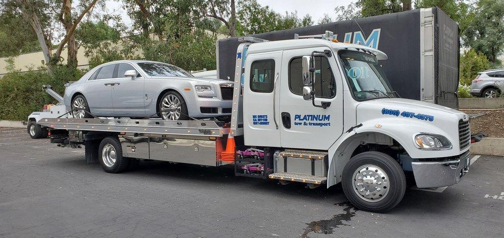 Platinum Tow and Transport: 31166 Via Colinas, Westlake Village, CA