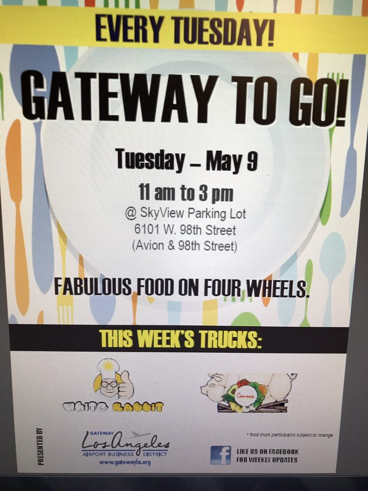 Gateway to Go Food Truck Lot