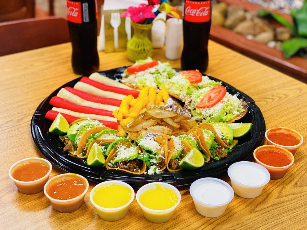 La Tostada Mexican Restaurant: 1233 E Alton Gloor Blvd, Brownsville, TX