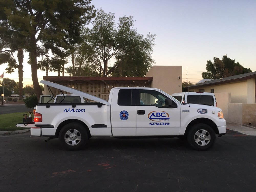 Towing business in Coachella, CA