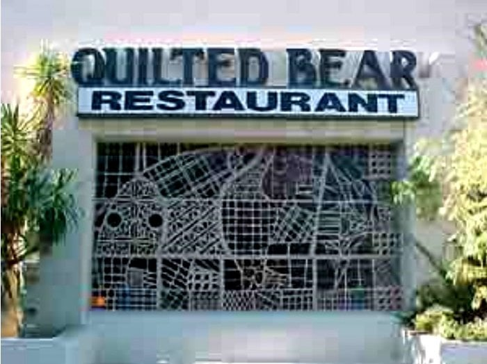 Quilted Bear - CLOSED - Restaurants - 6316 N Scottsdale ...