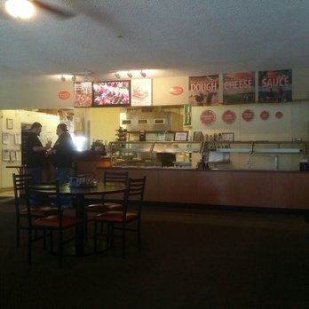 Good pizza very reasonably priced. Lunch specials are ready and quick to pick-up.