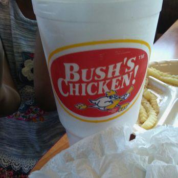 Bush's chicken coupon san antonio