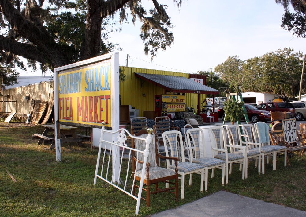 Shabby Shack Flea Market: 1127 36th Ave E, Ellenton, FL