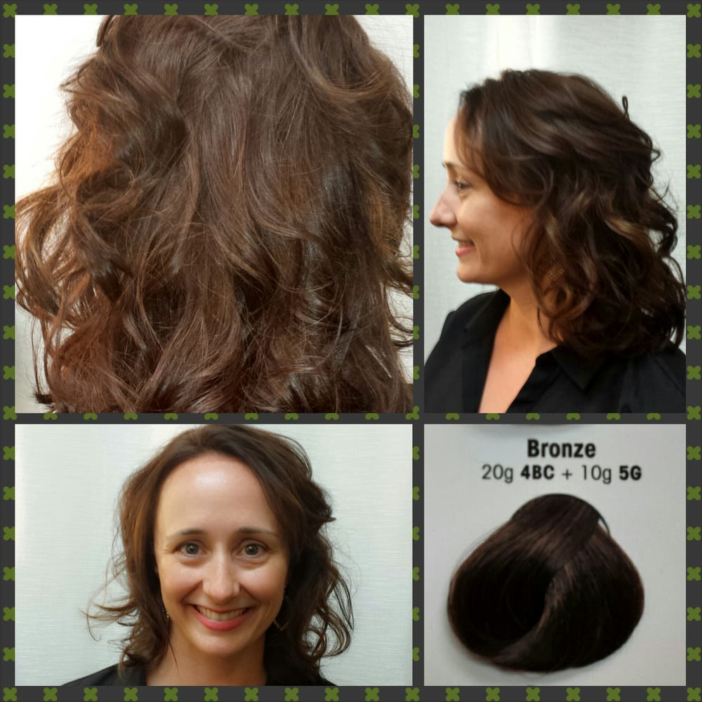 Soft Color Diffusion With Lanza Healing Hair Color Cut And Blowout