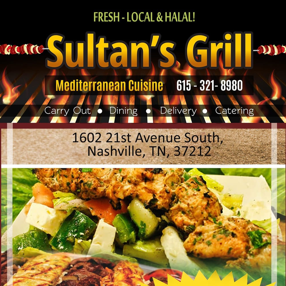 Sultan's Grill & Ginger Juice Bar