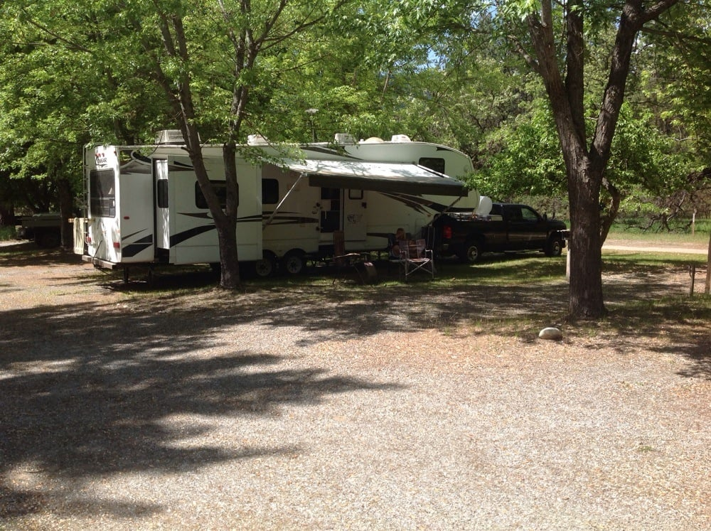 Circle Up RV Campground: 1427 Kettle Park Rd, Kettle Falls, WA