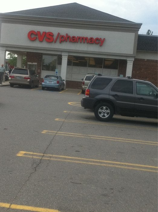 CVS Pharmacy: 600 Amherst St, Nashua, NH