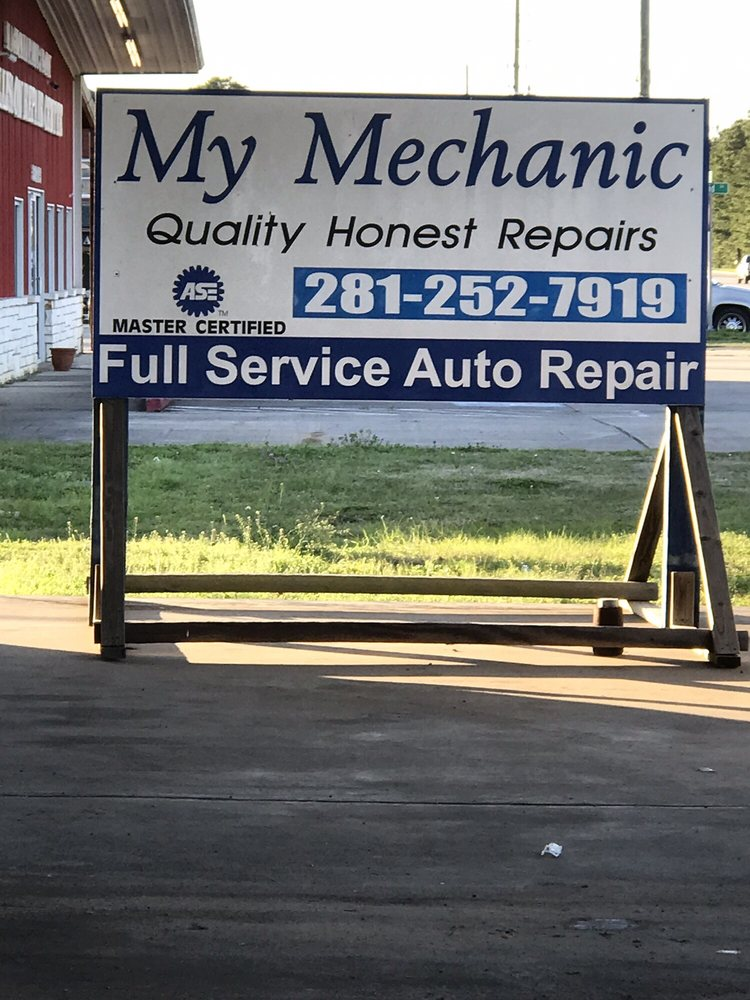My Mechanic: 38921 Fm 1774, Magnolia, TX